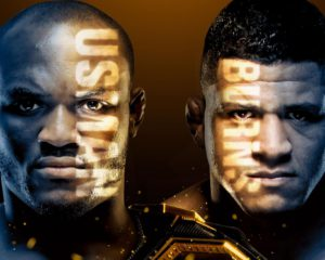 Former Teammates Set to Fight for Welterweight Title in UFC 258 Main Event