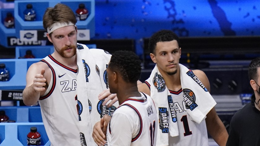 March Madness Final Four Betting Preview, Odds, and Picks: Will Favored Gonzaga and Baylor Advance?