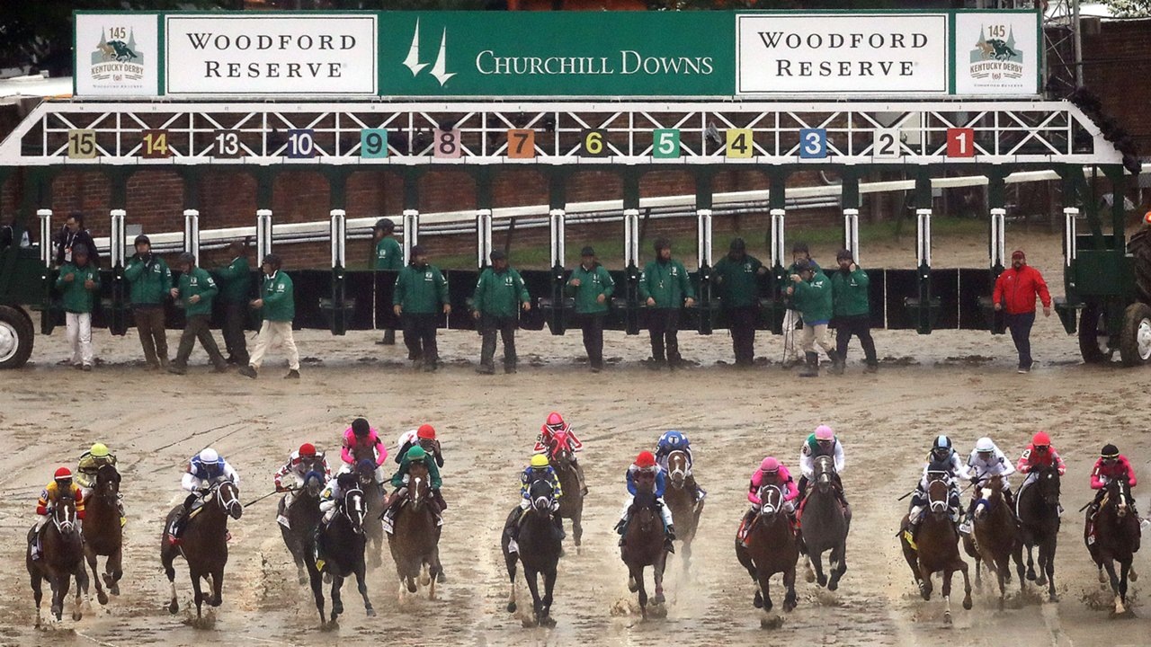 Kentucky Derby Post Positions Stats: by the Numbers