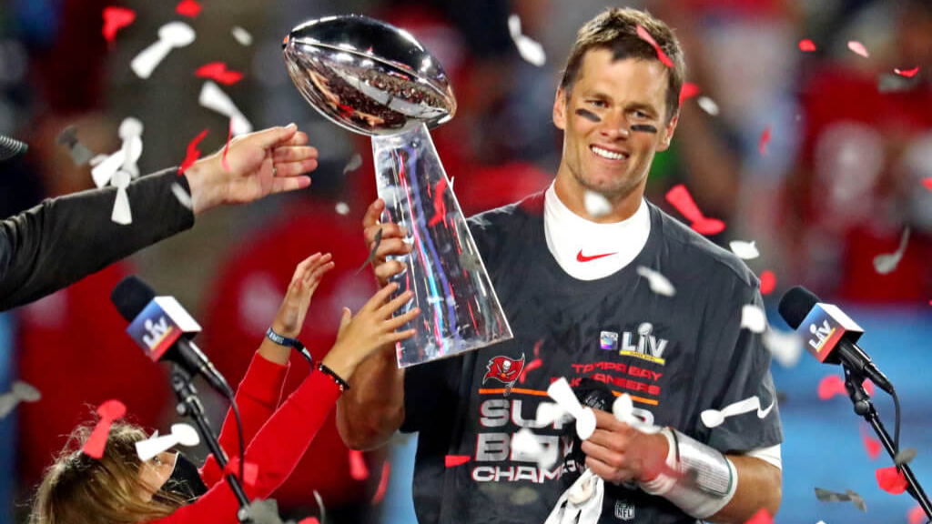 2021 NFL Win Totals: Tom Brady and the Bucs intriguing but not at the top of the list